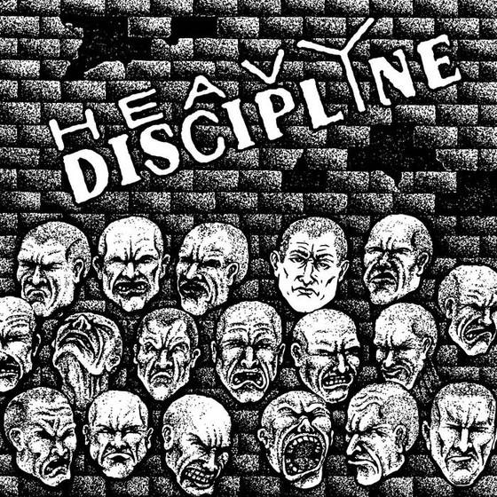 (Hardcore Punk) HEAVY DISCIPLINE - Heavy Discipline album review