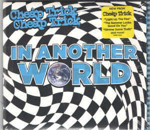 (Album Review) CHEAP TRICK - In Another World
