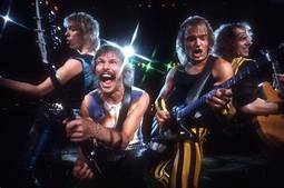 SCORPIONS - Live at Super Rock (1984)