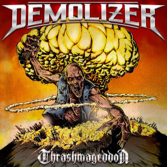 (Thrash) DEMOLIZER - Thrashmegeddon album review