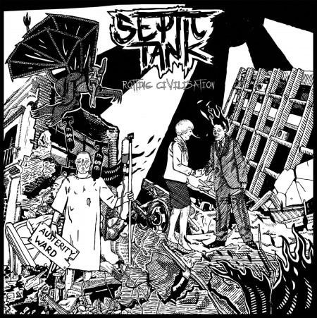 SEPTIC TANK - Rotting Civilization