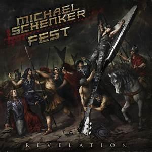 MICHAEL SCHENKER FEST - Revelation