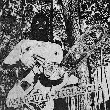 SYSTEMIK VIOLENCE - Anarquia-Violencia