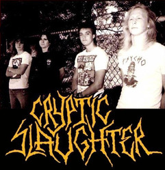 (Podcast/Video) CRYPTIC SLAUGHTER - In 40 Minutes