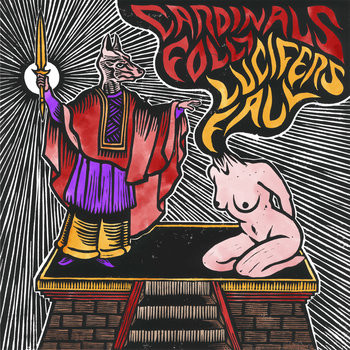 CARDINAL'S FOLLY / LUCIFER'S FALL - Split EP
