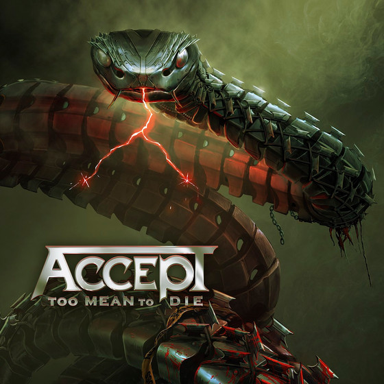(Album Review) ACCEPT - Too Mean To Die