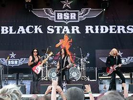 (Video) BLACK STAR RIDERS - Best-Of Live