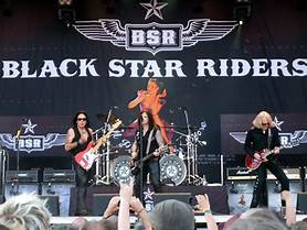 (Video) BLACK STAR RIDERS - Best-Of Live