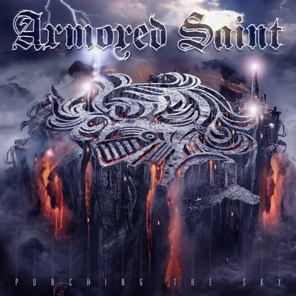 (Heavy Metal) ARMORED SAINT - Punching The Sky album review