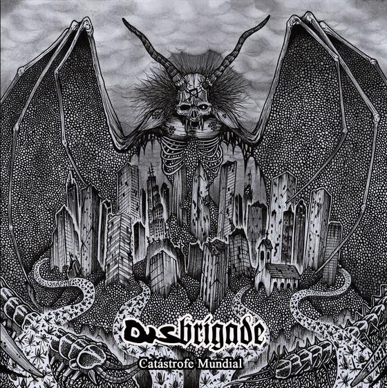 DISBRIGADE - Catastrofe Mundial (Album Review)