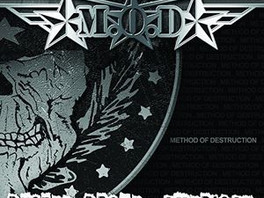METHOD OF DESTRUCTION (M.O.D.) - Busted, Broke and American