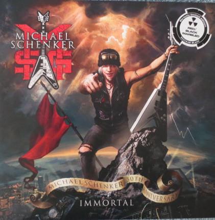 (Hard Rock) MICHAEL SCHENKER GROUP - Immortal album review
