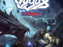 GYGAX - 2nd Edition