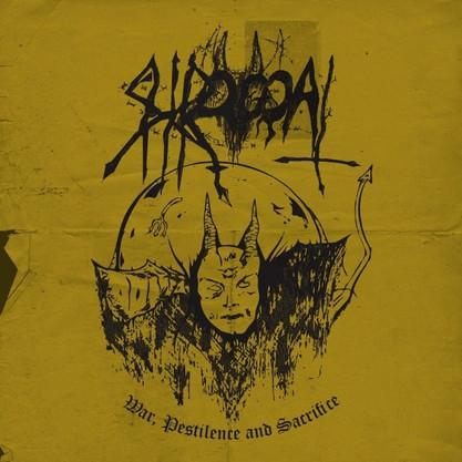 (Album Review) SCHIZOGOAT - War, Pestilence and Sacrifice