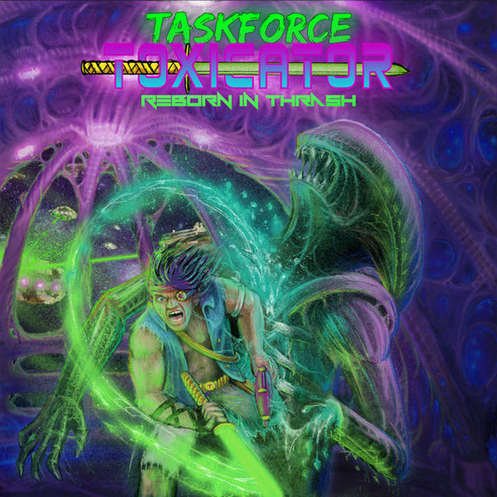 (Extreme Metal) DEMO/EP ROUNDUP - Taskforce Toxicator and Gravedancer reviews