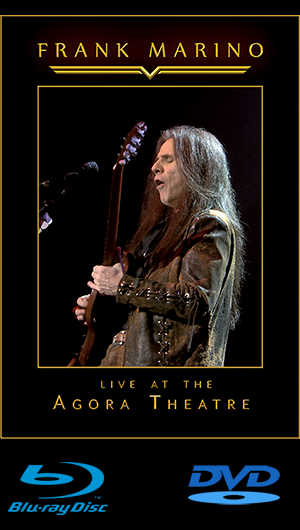 FRANK MARINO - Live At The Agora Theatre (DVD Review)