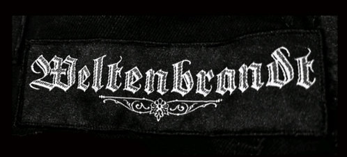 Weltenbrandt Patch