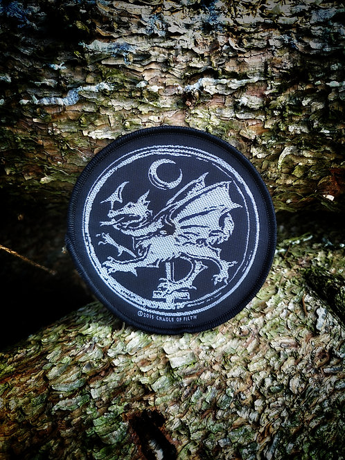 Aufnäher/Patch - Cradle of Filth Order of the Dragon