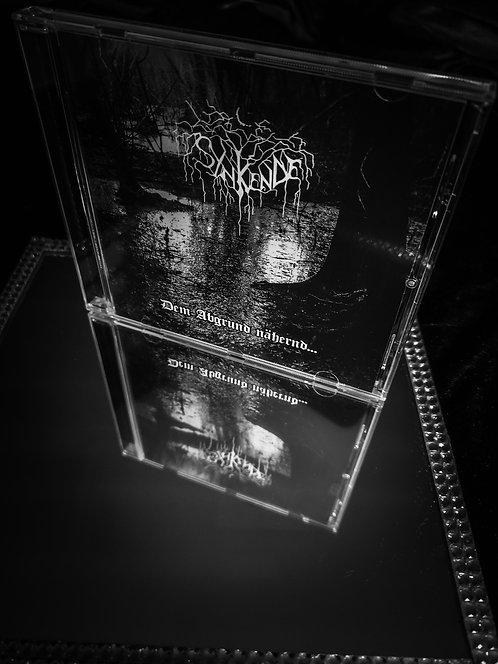 """SYNKENDE """"Dem Abgrund nähernt..."""" CD Jewel Case"""