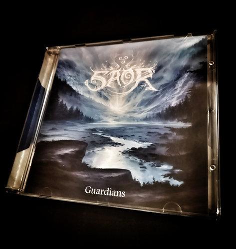 Saor - Guardians CD  Jewel Case