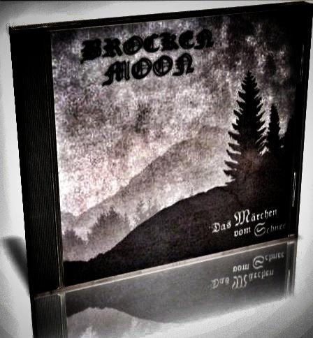 Brocken Moon - Das Märchen vom Schnee CD Jevel-Case