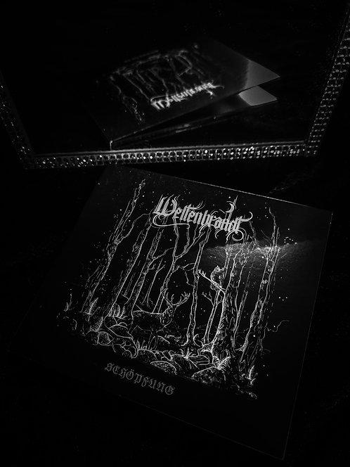 """WELTENBRAND """"Schöpfung"""" CD Digi Pack"""