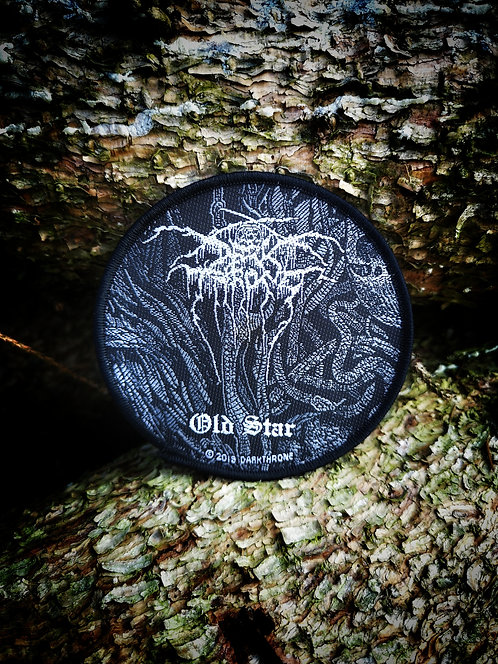 Aufnäher/Patch - Darkthrone  Old Star