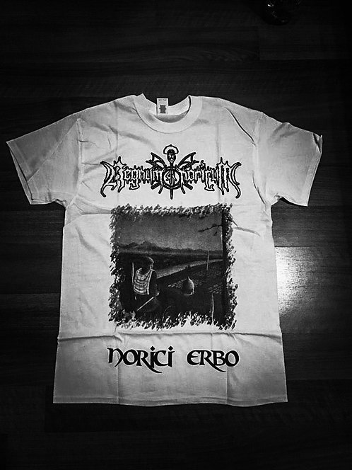 Regnum Noricum - Norici Erbo T-Shirt (weiß)