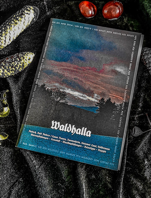 Waldhalla Magazin Ausgabe 4