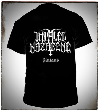 Impaled Nazarene Pathological Hunger For Violence Fan Shirt