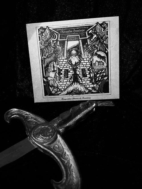 RITUALIA HOMINIS - Compendium Historia de Revolution CD