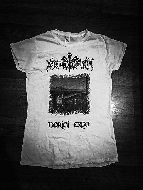 Regnum Noricum - Norici Erbo Girlie T-Shirt
