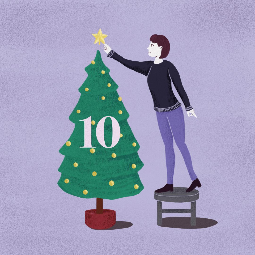 10 - Advent Calendar