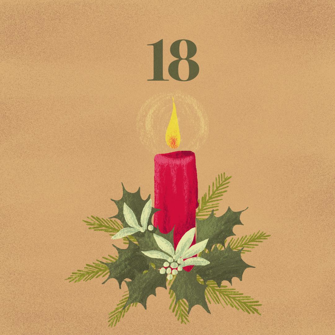 18 - Advent Calendar