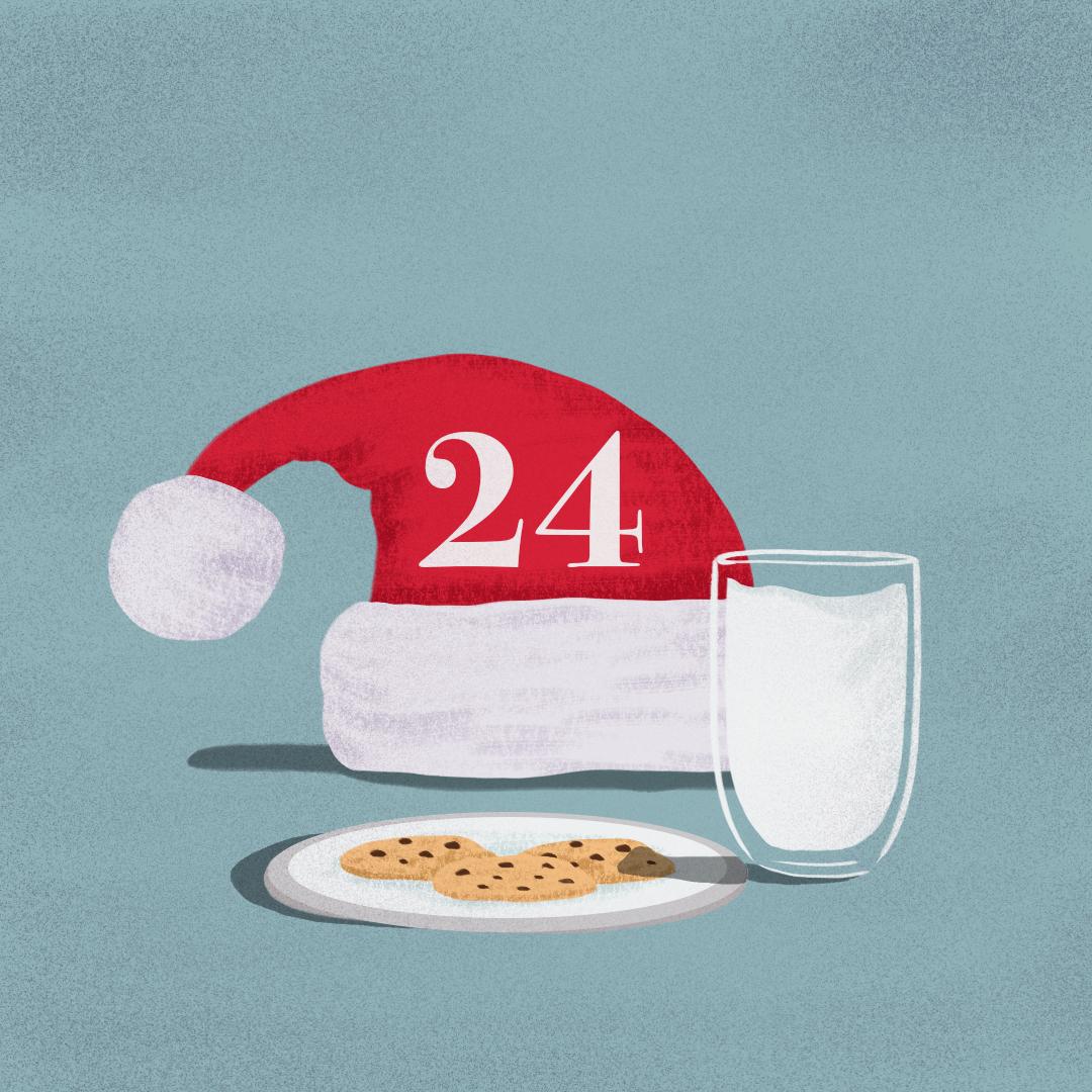 24 - Advent Calendar