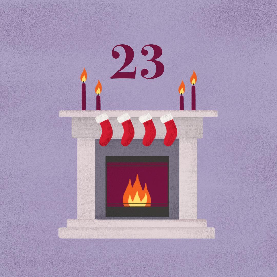 23 - Advent Calendar