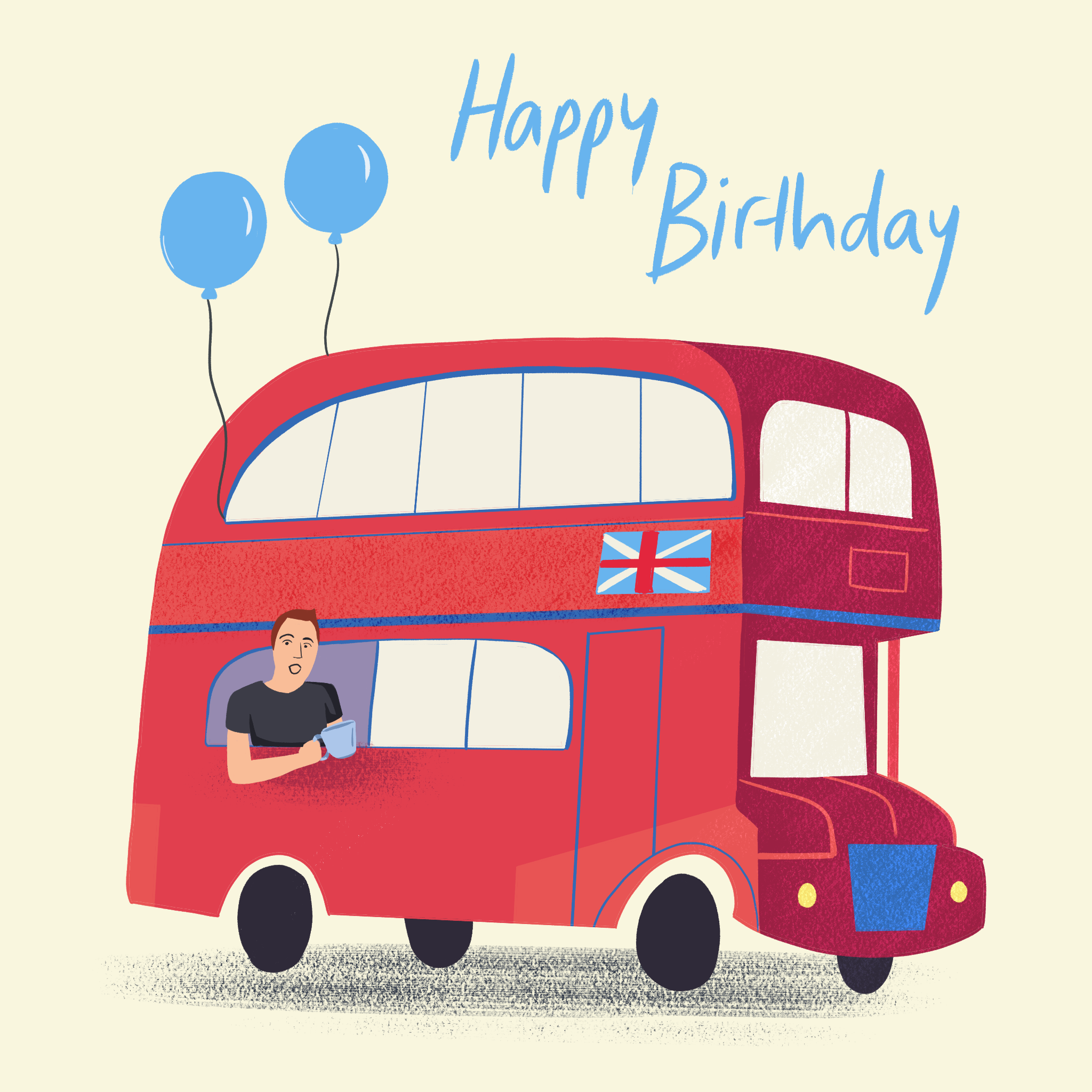 British Birthday
