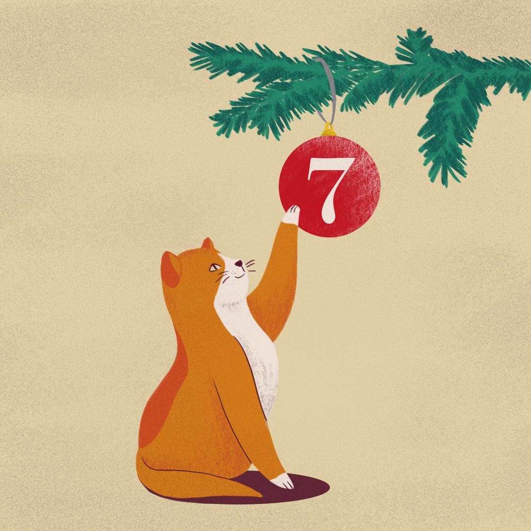 7 - Advent Calendar