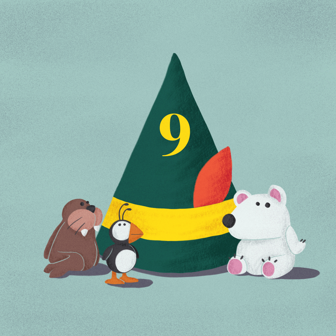 9 - Advent Calendar