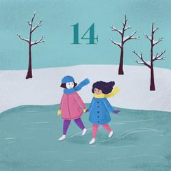 14 - Advent Calendar