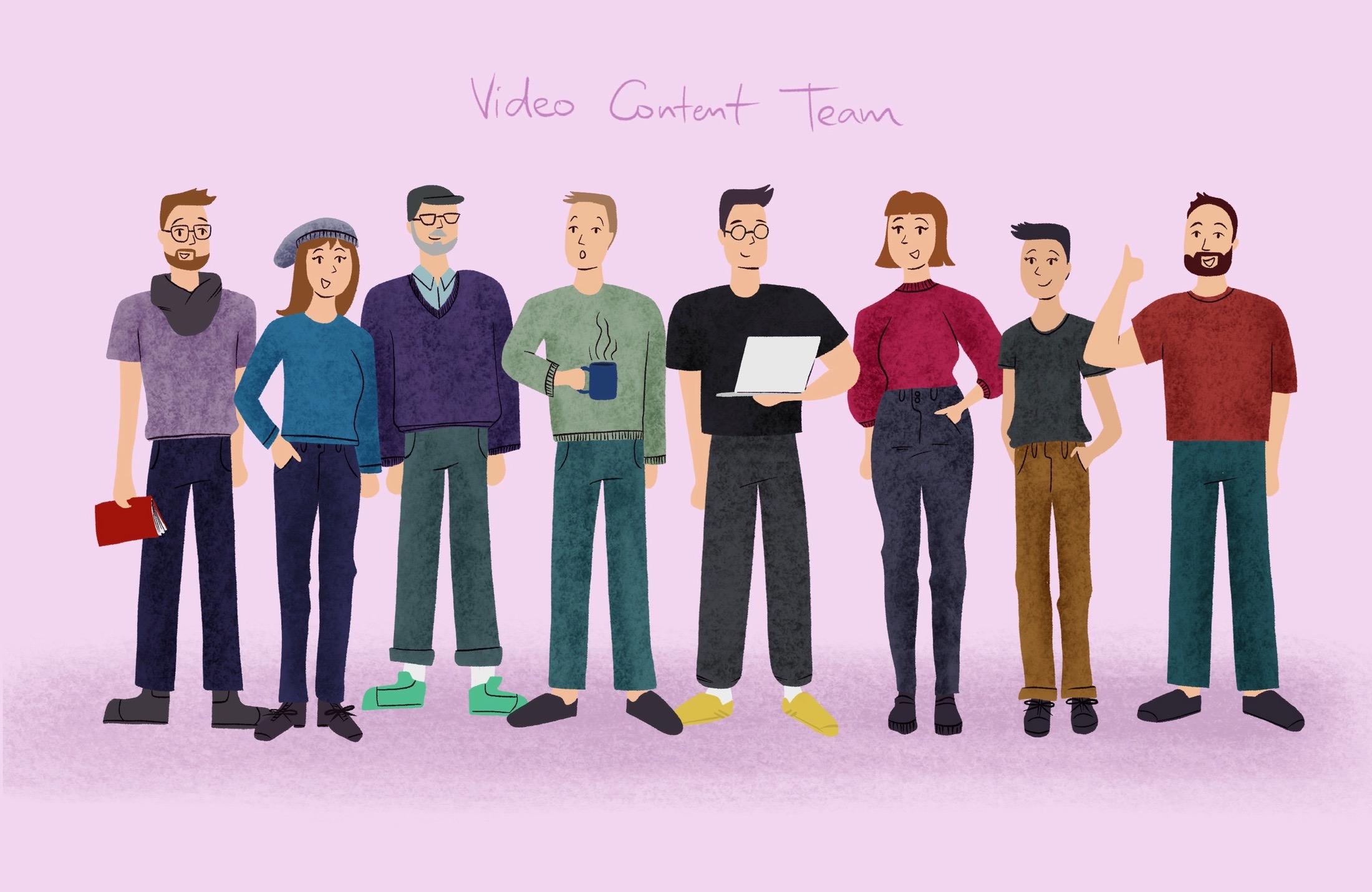 Video Content Team