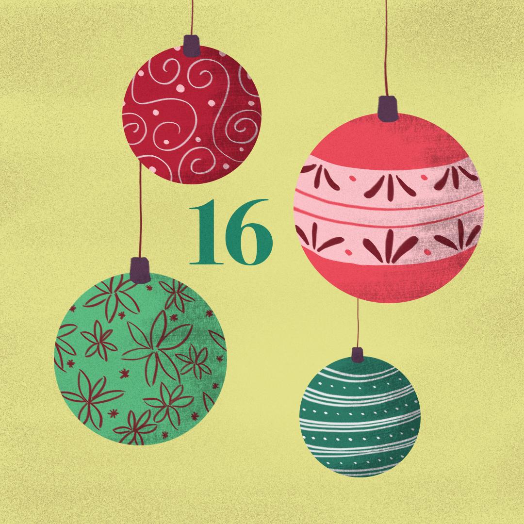 16 - Advent Calendar