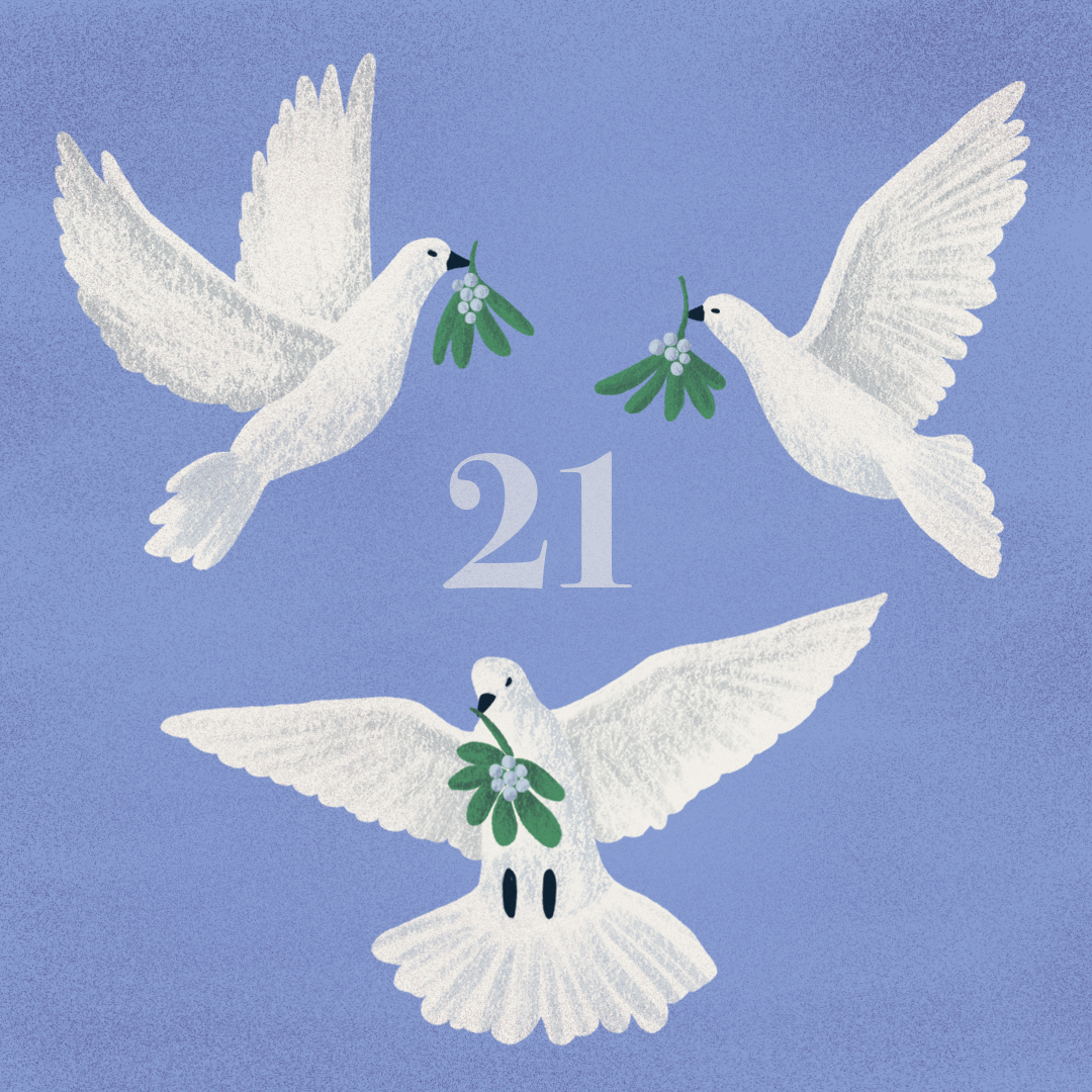 21 - Advent Calendar