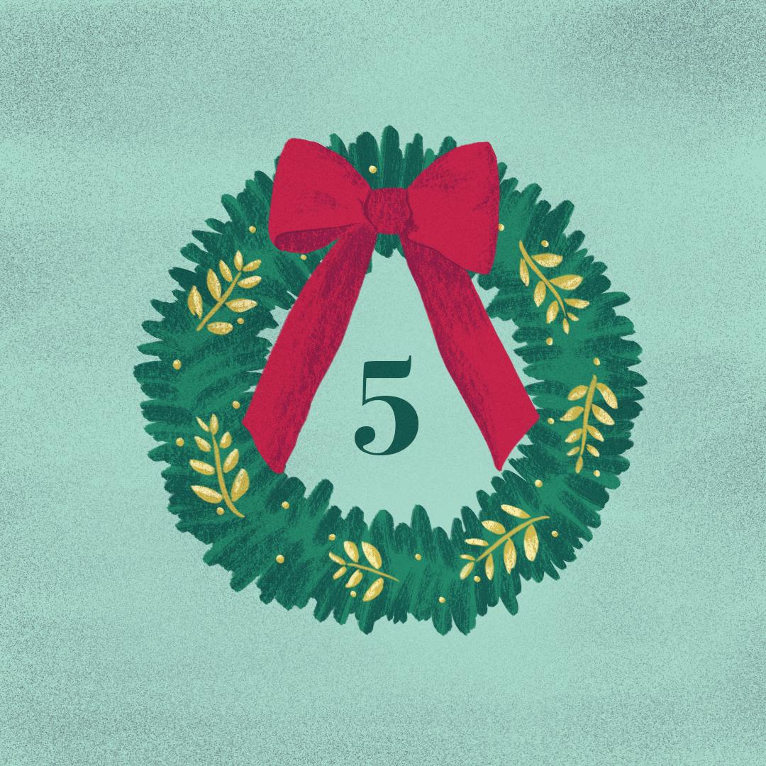 5 - Advent Calendar