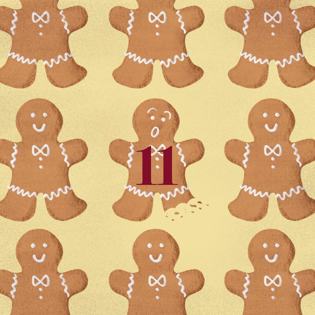 11 - Advent Calendar