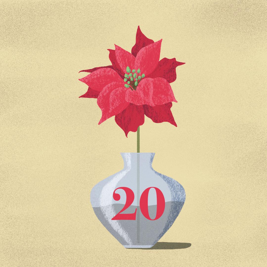 20 - Advent Calendar