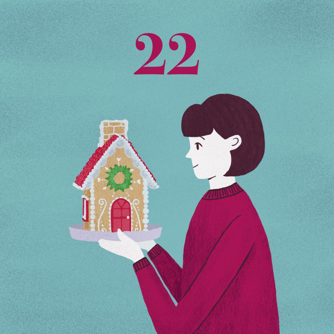 22 - Advent Calendar