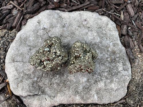 Pyrite 2pcs.