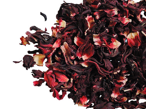 Organic Hibiscus Flower Tea 8 oz.