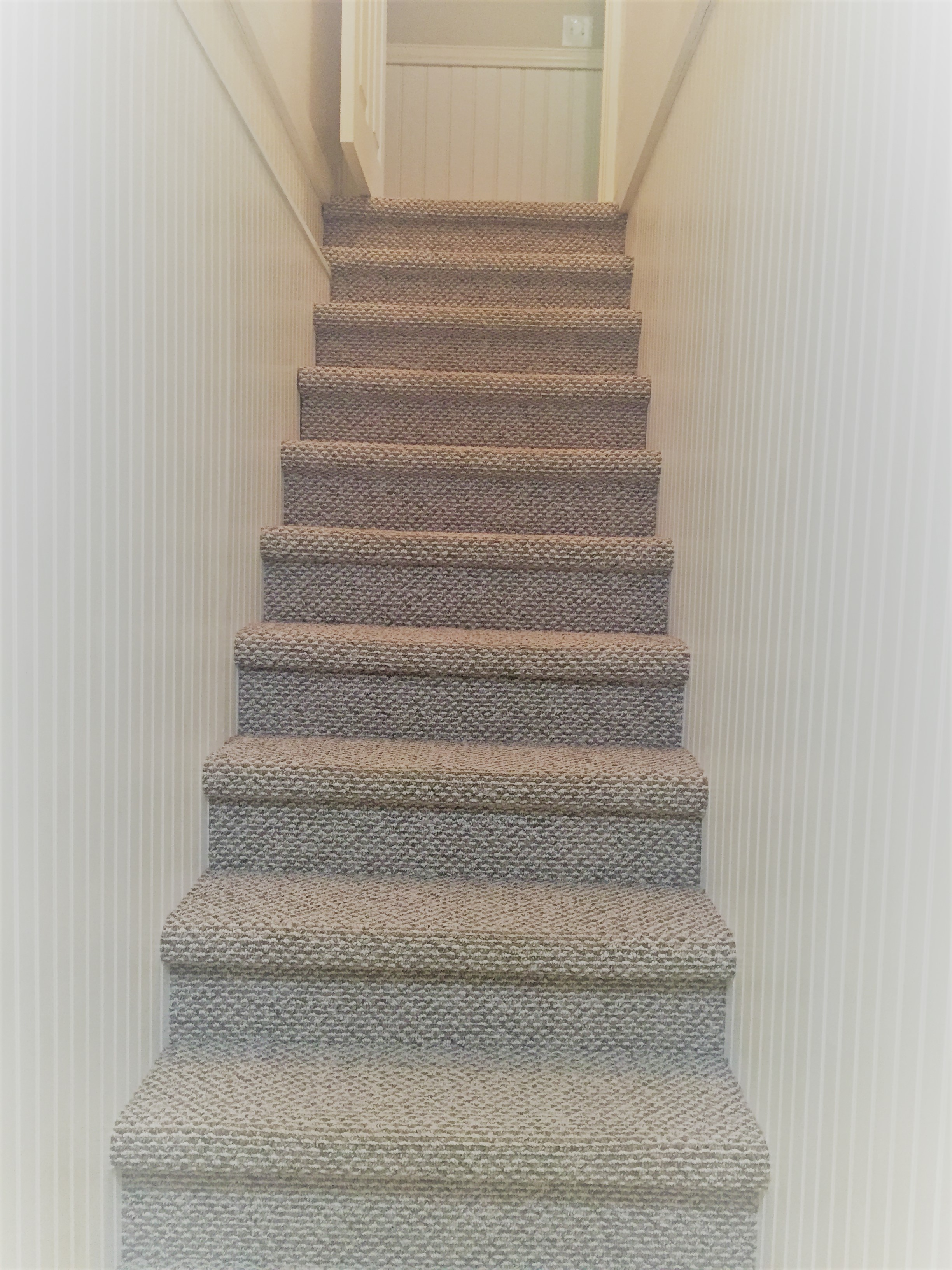 Stairs to bottom floor